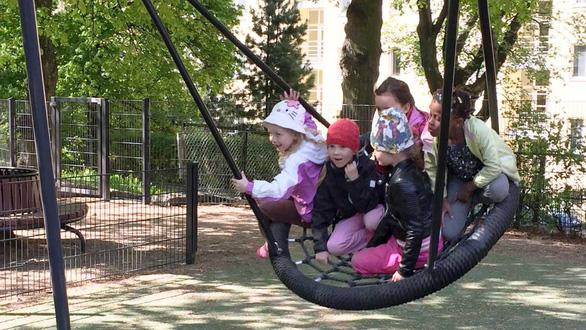Trung tâm chăm sóc trẻ mầm non Franzenia ở Helsinki, Phần Lan