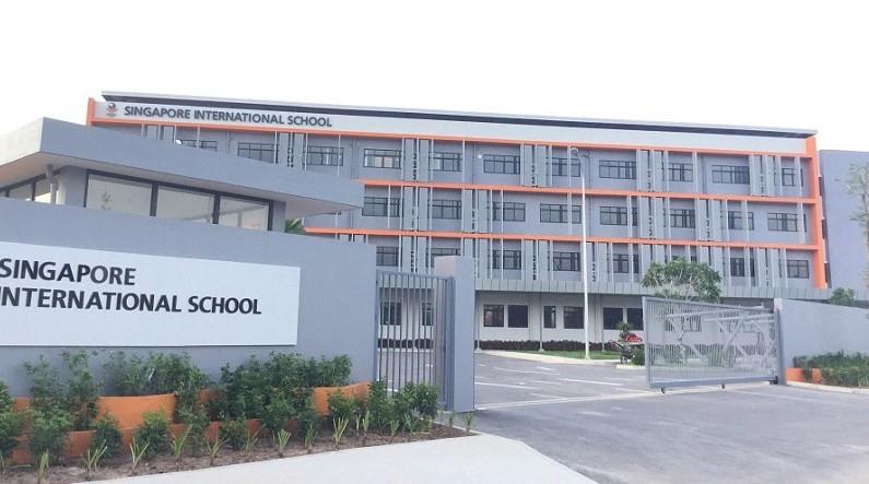 Trường Quốc tế Singapore đi vào hoạt động từ năm 2015